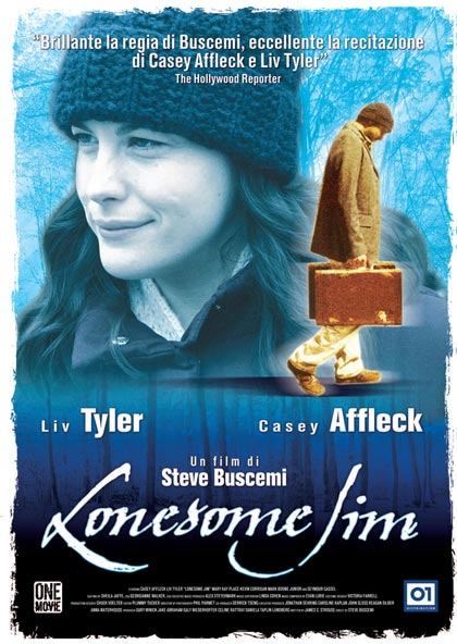 Locandina film Lonesome Jim